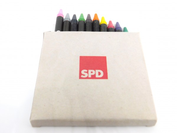 Wachsmalstifte ( 12er Set ) - SPD