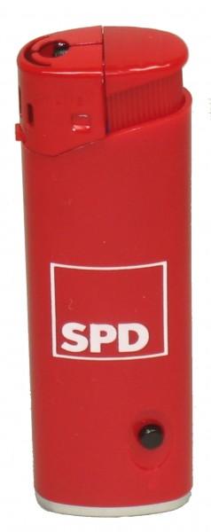 Feuerzeug mit LED - SPD