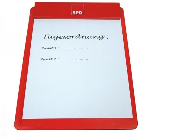 Klemmbrett - SPD