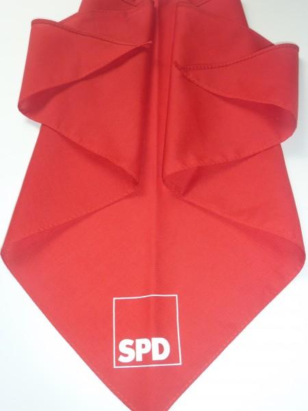 Halstuch - Dreiecktuch - SPD