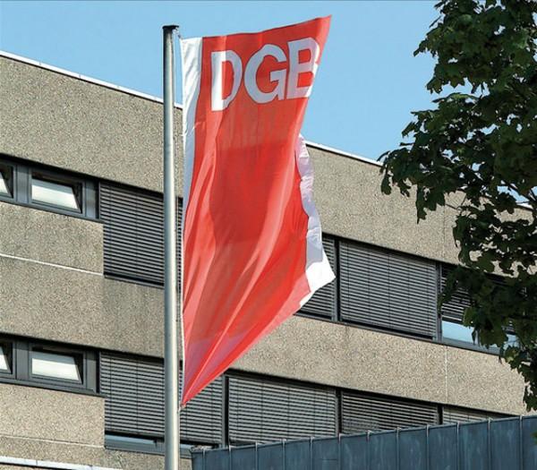 Hissflagge - DGB