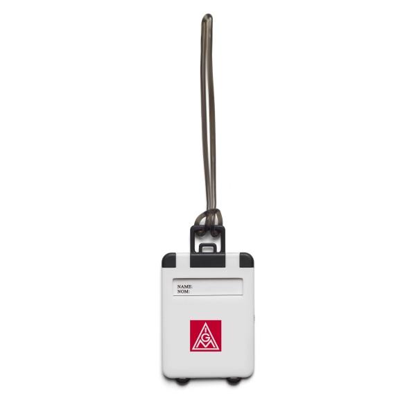 Kofferanhänger mit Flexband - IGM