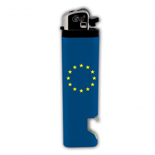 Feuerzeug Kapselheber - Europa