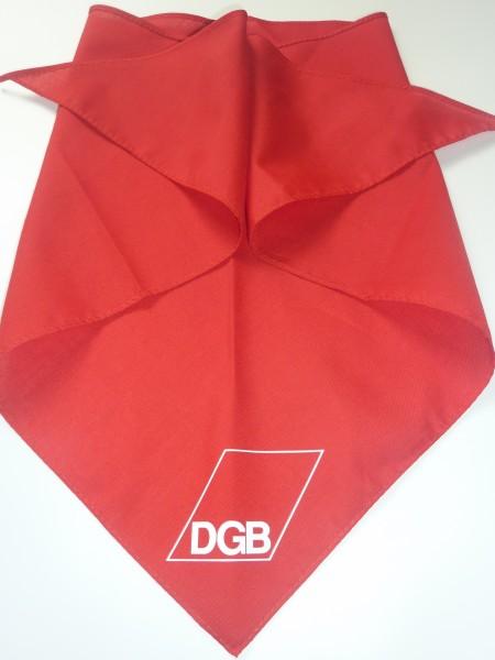 Halstuch - Dreiecktuch - DGB