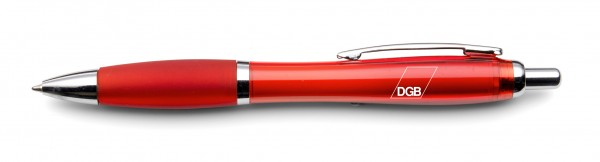 Kugelschreiber Newport rot - DGB
