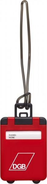 Kofferanhänger mit Flexband - DGB