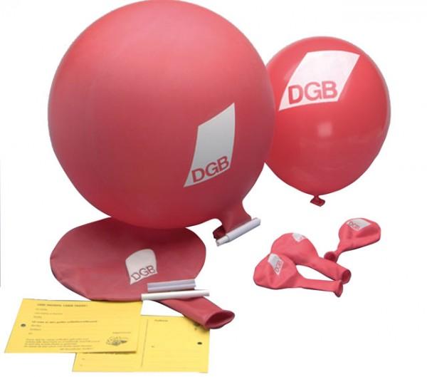 Riesenballon - DGB