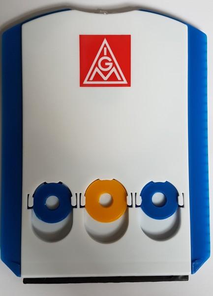 Eiskratzer Parkscheibe - IGM