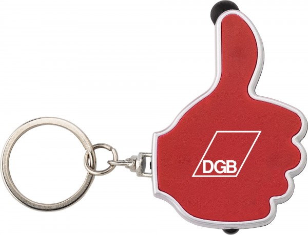 Schlüsselanhänger Okay - DGB