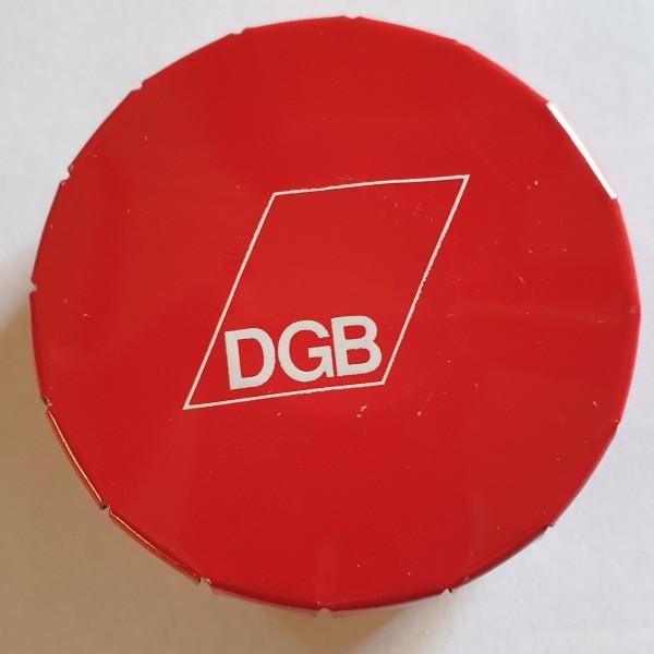 Pfefferminzdose rot - DGB