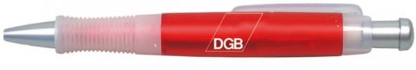 Kugelschreiber Jumbo rot - DGB