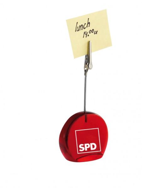 Memohalter - SPD *