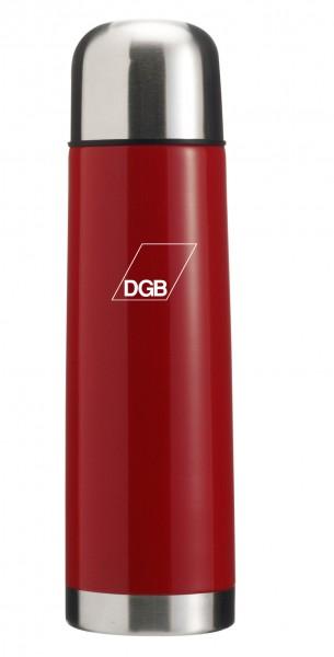 Isolierkanne Edelstahl 0,5l - DGB