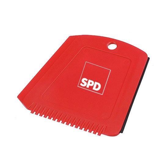 Eiskratzer Trapez - SPD / Made in Europe