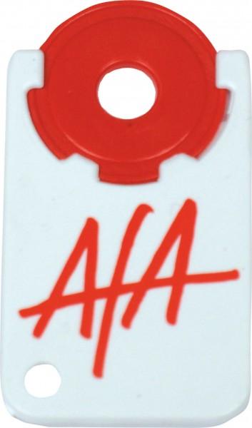 Einkaufswagenchip mit Halter - AfA