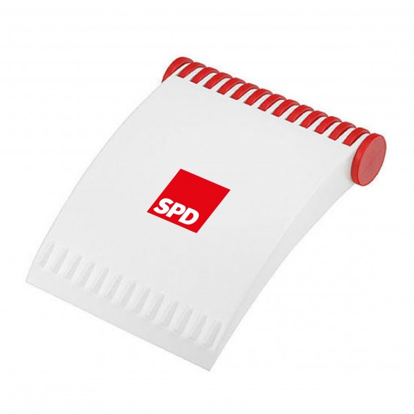 Eiskratzer 2D - SPD / Made in Germany