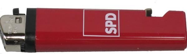 Feuerzeug Kapselheber - SPD