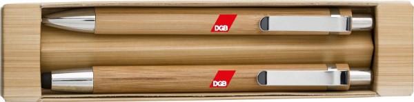 Schreibset Bambus - DGB