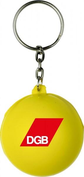 Schlüsselanhänger Smiley - DGB
