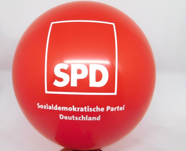 Luftballon - SPD