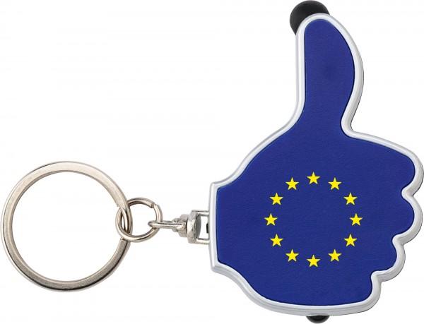 Schlüsselanhänger Okay Europa