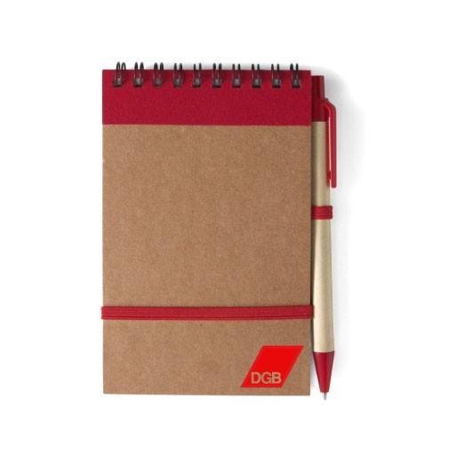 Notizbuch - Karton A6 - DGB