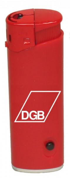 Feuerzeug mit LED - DGB