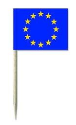 Minifähnchen Europa