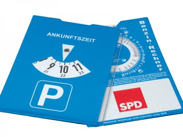 Parkscheibe - SPD