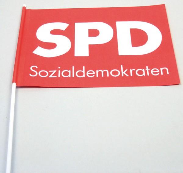 Fähnchen - SPD