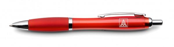 Kugelschreiber Newport rot - IGM