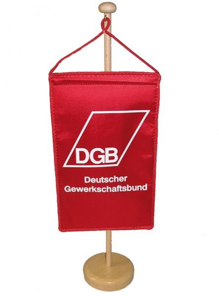 Stammtischwimpel - Tischbanner - DGB