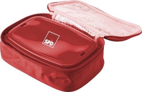 Kühltasche mit Brotdose - SPD