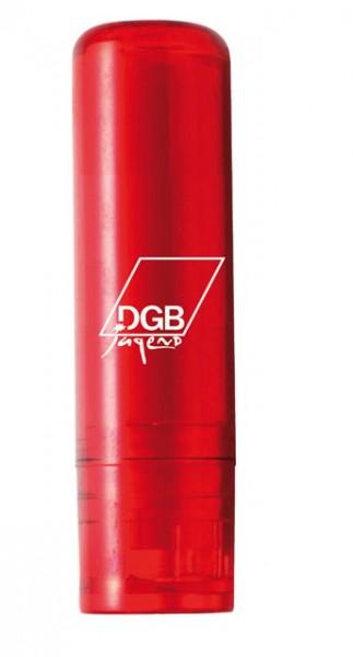Lippenbalsam rot - DGB Jugend
