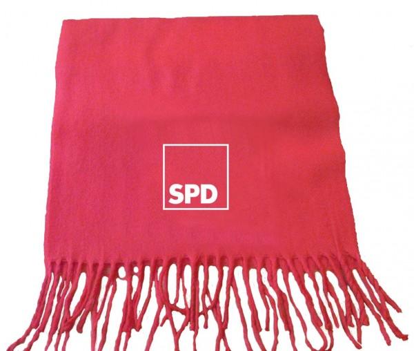 Schal mit Fransen - SPD