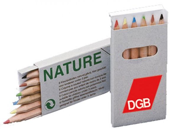 Buntstifte (6 er Set) - DGB