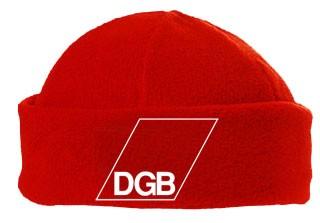 Fleece Mütze - DGB