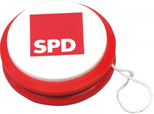 Jo Jo rot - weiß - SPD