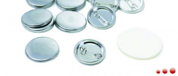 Button 25 mm mit Kühlschrankmagnet
