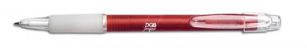 Kugelschreiber Carmen rot - DGB Jugend