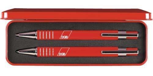 Metallbox Schreibset 3 - teilig - DGB