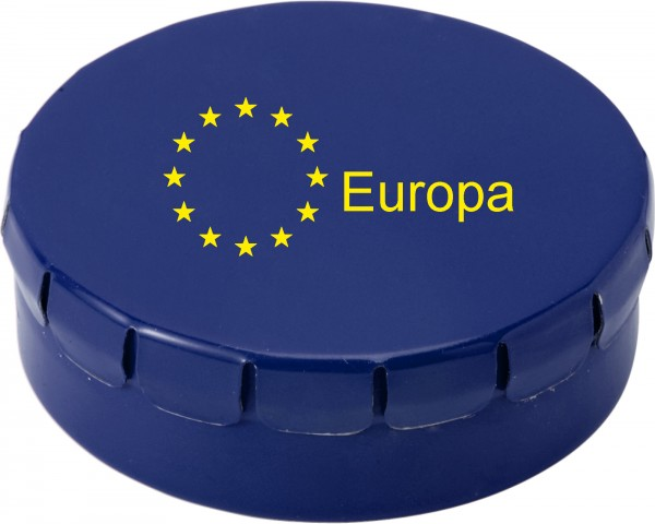 Pfefferminzdose Europa