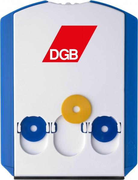 Eiskratzer Parkscheibe - DGB