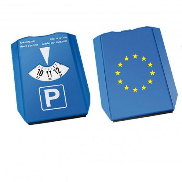 Parkscheibe Europa