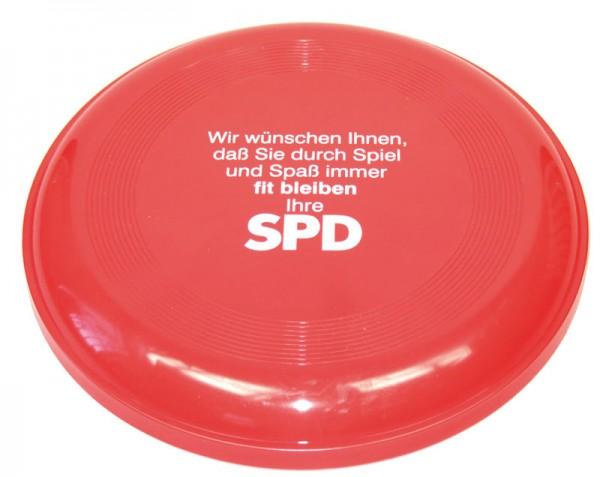 Wurfscheibe - SPD